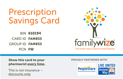 peopleshare prescription discount card